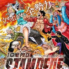 Nueva imagen promocional de la película One Piece Stampede