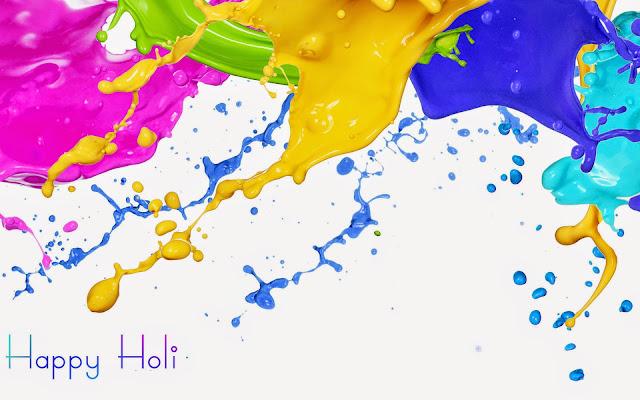 Happy Holi Wishes Cards 2017 Shayari for all