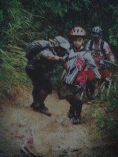 Bersepeda gunung