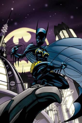 Cassandra Cain fue Batgirl durante el evento En Tierra de Nadie
