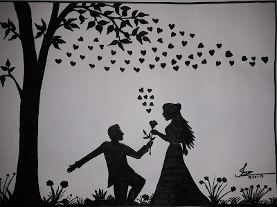 Drawn by Imran Hossain