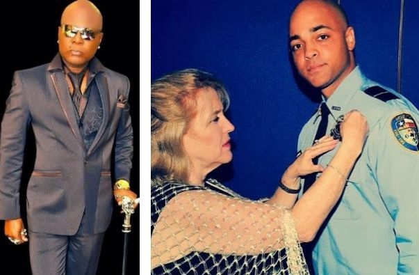 Check Out Charly Boy's Grown Up Son With A White Lady… See The Woman, His Son & Grandson