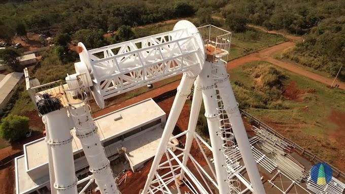 Foz Star, a nova roda-gigante de quase 90 metros de altura de Foz do Iguaçu! - Atualização 3