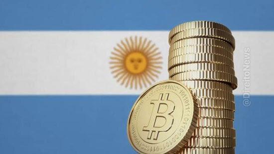 projeto lei argentino pagamento salarios bitcoin