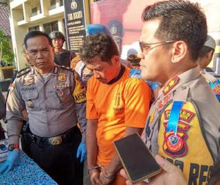 Kapolres Cirebon Kota Menjamin Kota Cirebon Aman Pasca Terjadinya Pembunuhan Santri Asal kalimantan Selatan