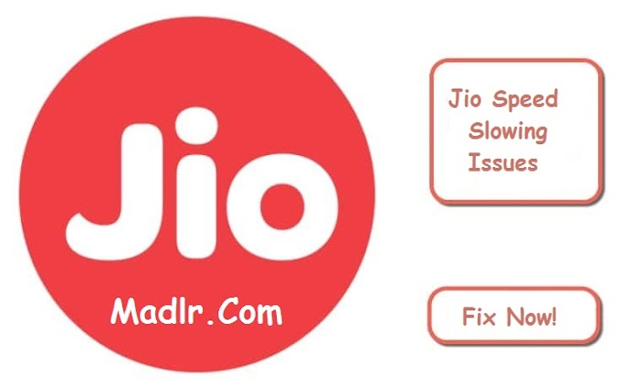 How to fix Jio Speed Throttling Issue[Not Working, Speed Slow Issue]