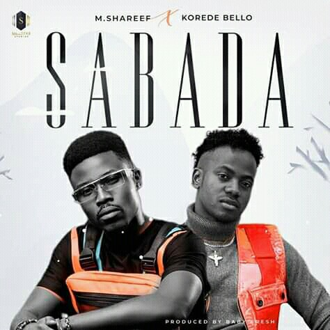 Arewa most talented artiste Umar M Shareef comes through with another single hit for his fans , The new single is titled Sabada  Hausa Music , on this music Umar M Shareef featured Nigerian Top popular artiste Korede Bello