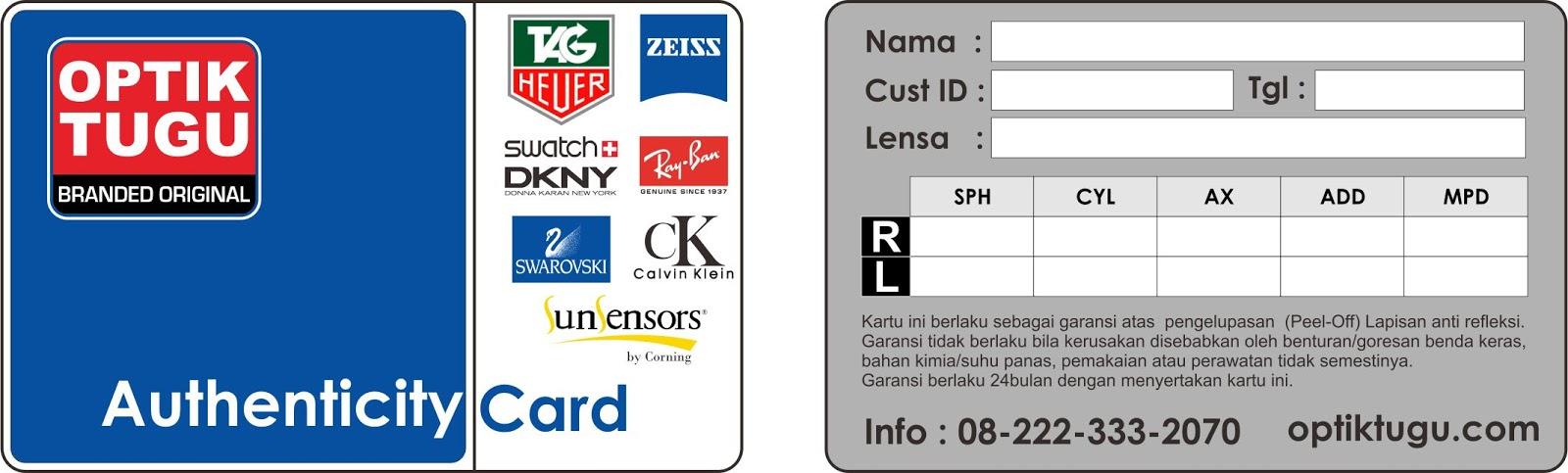 News Optiktugu.com: Info Kacamata Jadi 04/05/2016