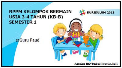Download Contoh RPPH PAUD Model Pembelajaran Kelompok Kurikulum 2013