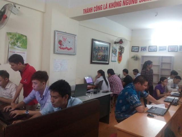 Lớp học illustrator tại Thường Tín
