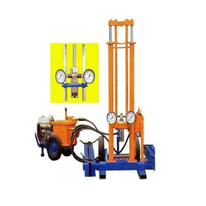 Hydraulic Duty Cone Penetrometer 10 Ton Capacity Marga Setia Survey