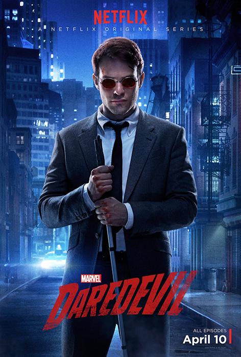 Poster pentru serialul Daredevil