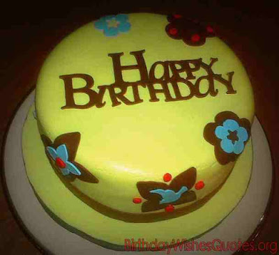 Beautiful Happy Birthday Cake Pictures