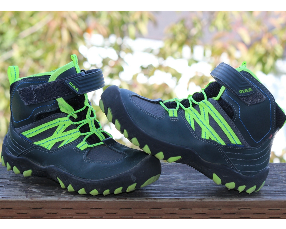 reputable site d7a42 b41f1 Shoes for the Outdoors for Kids from M.A.P. Footwear