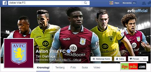 Ilustrasi Performa Aston Villa Di Liga Utama Inggris 2015-2016 Mengecewakan? - Dipopedia