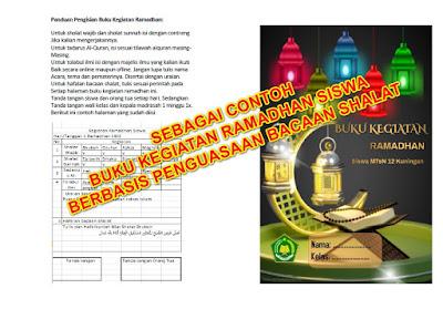 Download Buku Panduan Kegiatan Ramadhan Spesial Shalat