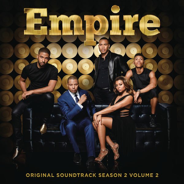 Empire Cast - Empire (Original Soundtrack) [Season 2] [Deluxe] Vol. 2 Cover