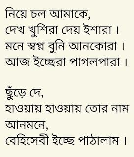 Chupi Chupi Mon Lyrics Raj Barman