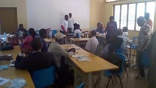 Kindia: les communautés impactées par les projets de développement renforcent  leur capacité.