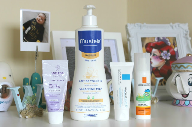 Review of toddler skincare products