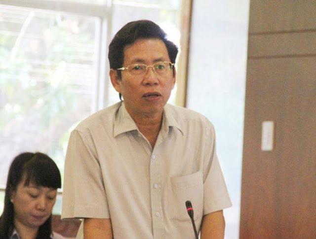Ông Lê Huy Toàn, phó chủ tịch Ủy Ban Nhân Dân thành phố Nha Trang
