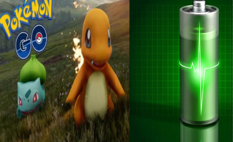 pokemon go battery empty tips
