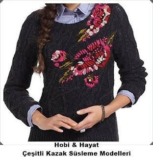 Kazak Süsleme - Hobi Moda 5