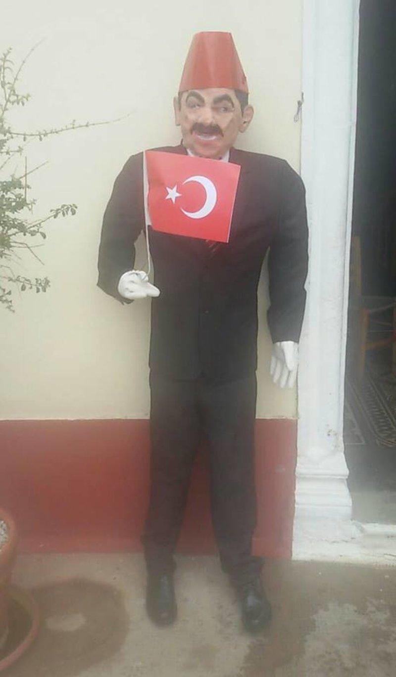 Κρήτη: Σε χωριά των Χανίων θα «κάψουν» τον Ερντογάν αντί για τον Ιούδα (φωτό)