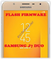 How to Flash Firmware Samsung Galaxy J7 Duo With ODIN