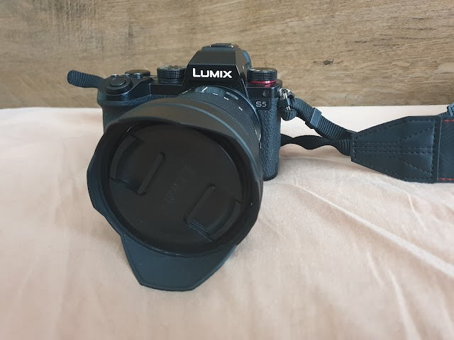 Panasonic released firmware update version 2.3 for the Lumix S5