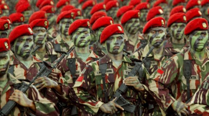 Indonesia Urutan Ke 10 Besar Kekuatan Pertahanan Dunia