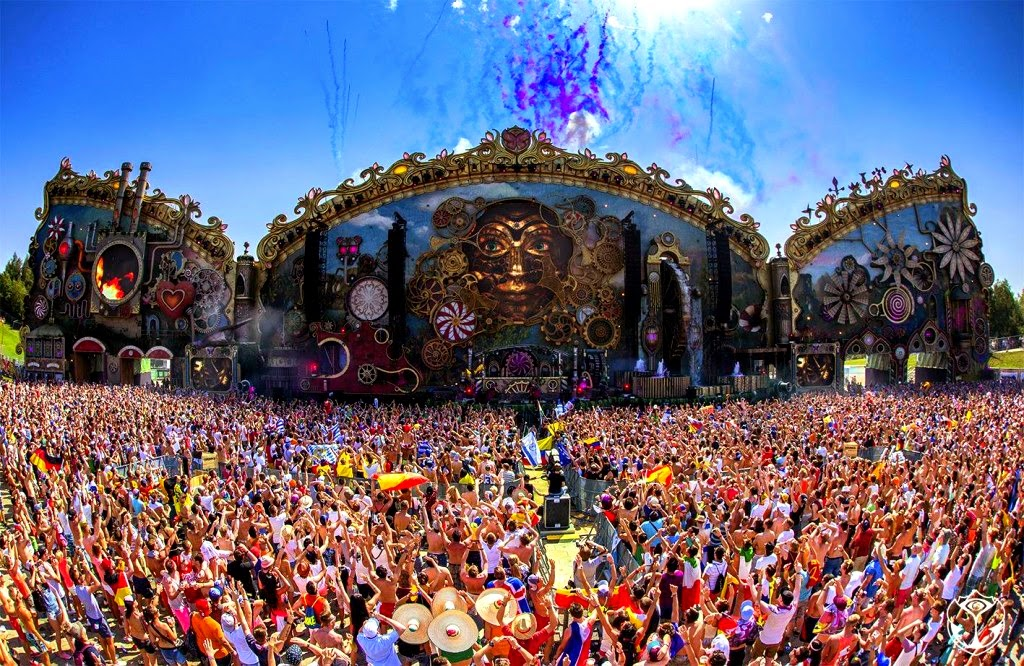 Tomorrowland Main Stage