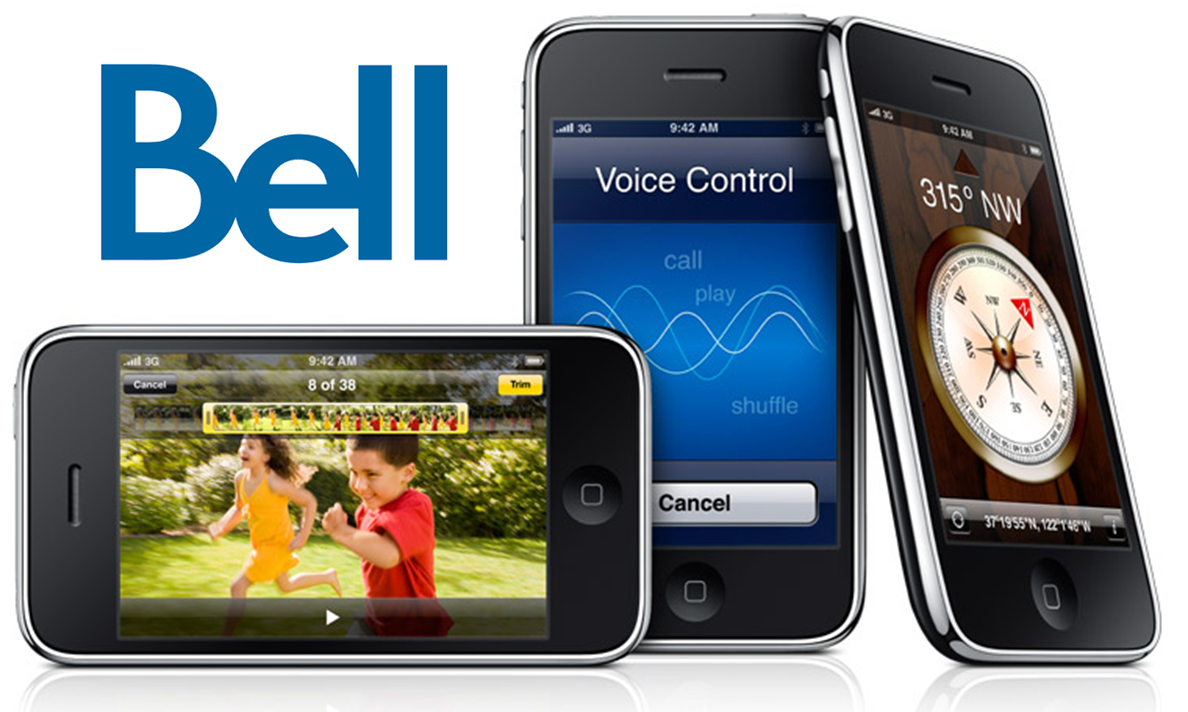 Comparison of Bell Mobility Voice Plans and Fab 10 Promo