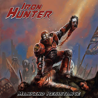 "Το τραγούδι των Iron Hunter ""In the Heat of the Night"" από το album ""Mankind Resistance"""