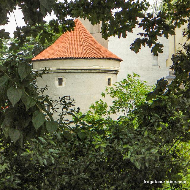 Torre Daliborka, Castelo de Praga