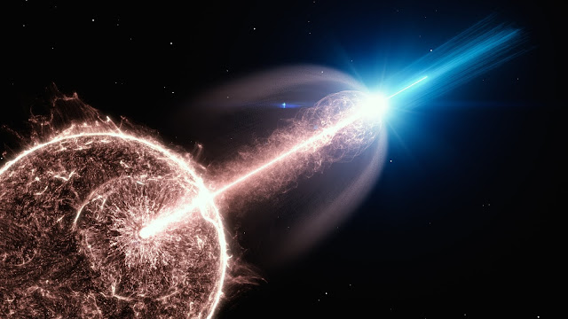 Front-row view reveals exceptional cosmic explosion