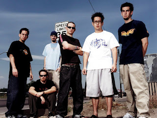 Linkin Park Cool HD Music Band Wallpaper