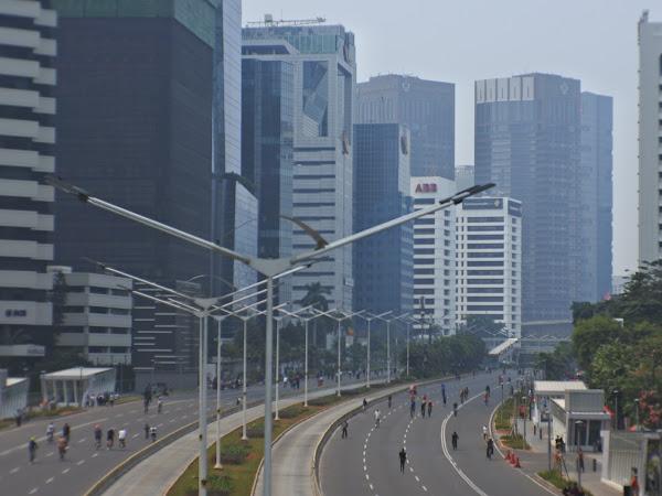 Car Free Day Jalan-Jalan Murah Meriah