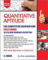 Quantitative Aptitude for Competitive Examinations Paperback-