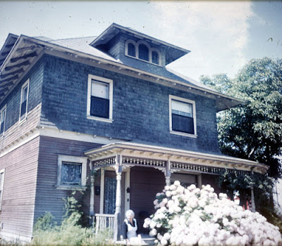 Photo of the Heine House (Courtesy Louise Hoffman)