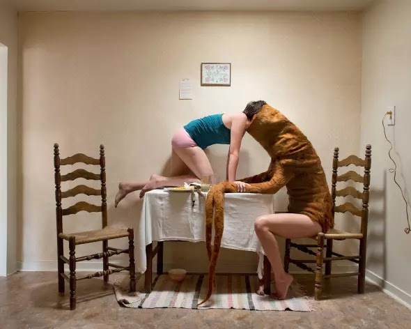 Jennifer Thorenson arte fotografia surreal emotiva narrativas