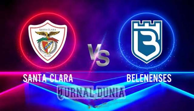 Prediksi Santa Clara vs Belenenses  , Selasa 02 Februari 2021 Pukul 00:00 WIB