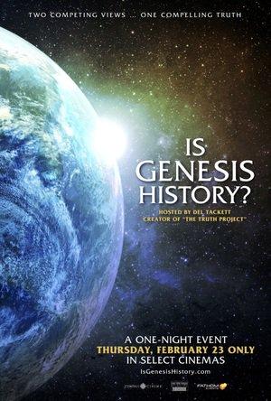 Poster Is Genesis History? 2017