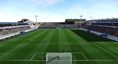 PES 2021 Antonis Papadopoulos Stadium