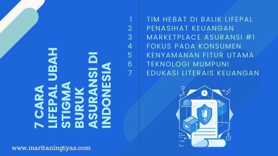 7 cara lifepal hapus stigma buruk asuransi di indonesia