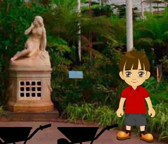 Play BigEscapeGames Nursery Plant Garden Escape