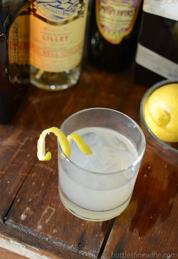 Corpse Reviver 2 Cocktail Recipe