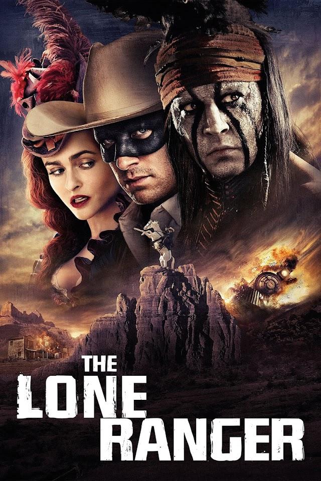 The Lone Ranger 2013 x264 1080p Esub English Hindi Telugu Tamil THE GOPI SAHI