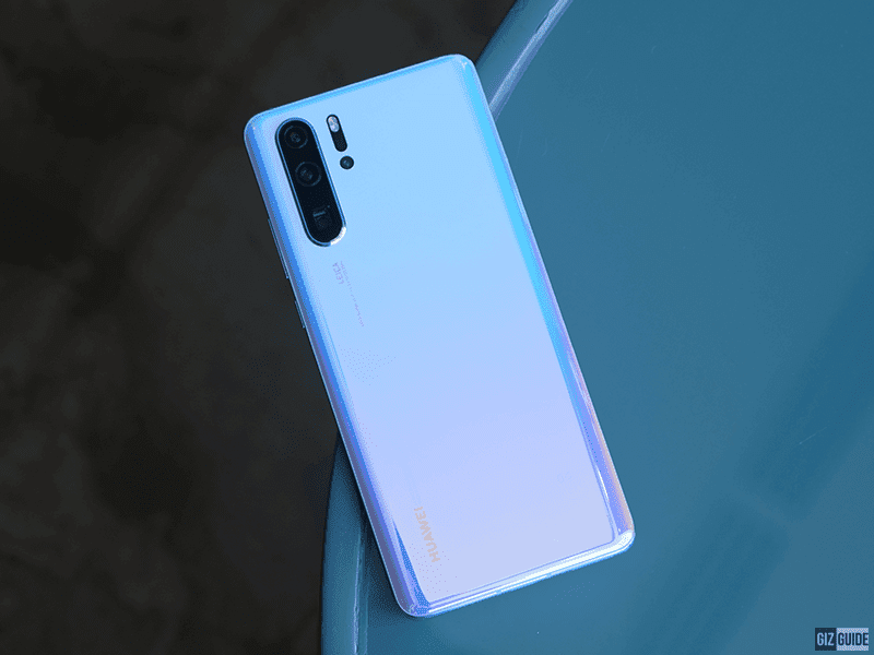 Huawei seeds another update to improve P30 Pro's camera