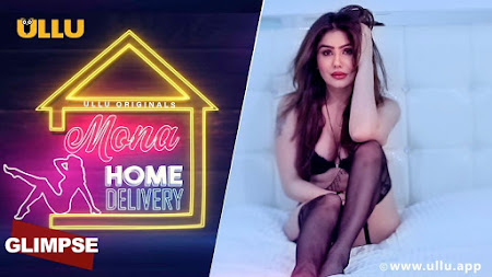 Poster Of Mona Home Delivery Season 01 2019 Watch Online Free Download